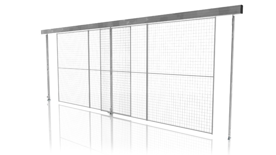 X Store Double sliding door 902x507