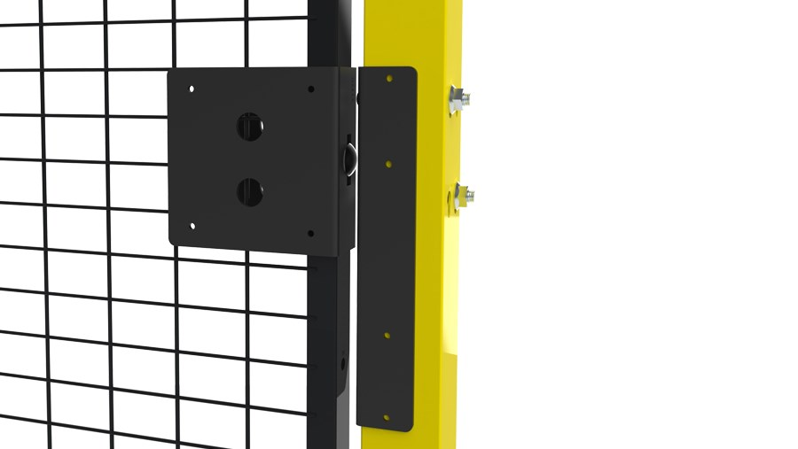 Euchner Safety Door Switch Multifunctional Gate Boxes