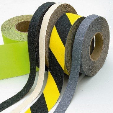 Non-slip tape, self-adhesive