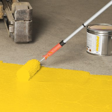 Non-slip PROline industrial floor paint