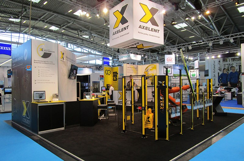 Automatica stand