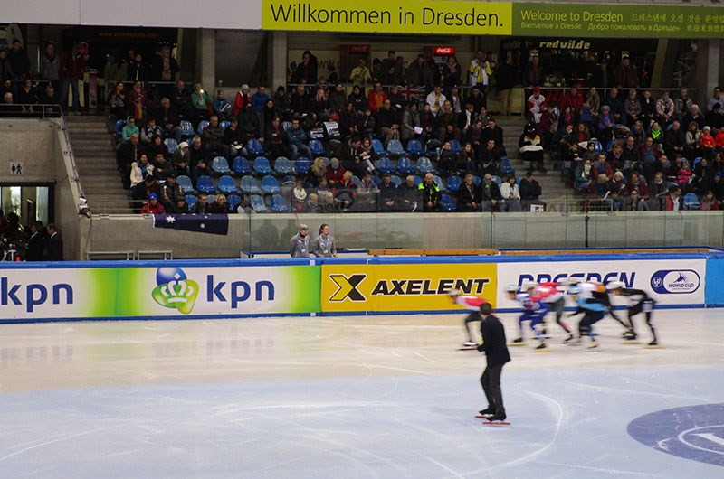 Axelent and Anna Seidel Short Track