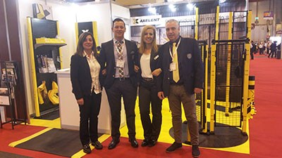Axelent Spain exhibition