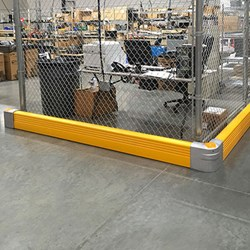 McCue Crash Barrier