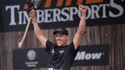 Axelent In Partnership With Junior World Champion Ferry Svan