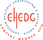 Axelent is a member of EHEDG