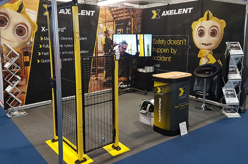 Axelent Ltd at MACH