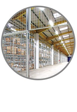 X-Store Warehouse partitioning